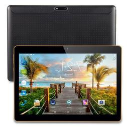 "10.1"" ANDROID 7.0 TABLET playstore PC 3G Dual SIM 32GB 8 COR"