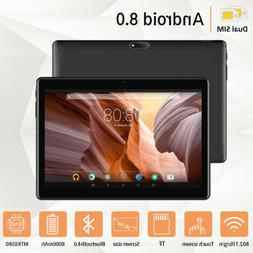 10.1 Inch 2.5D Curved Screen Android 8.0 Arge 2560 * 1600 IP
