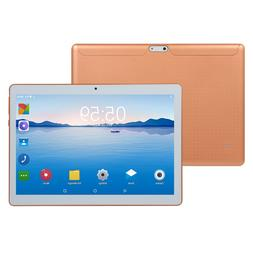 10.1 inch 4G-LTE Tablet Android 8.0 Bluetooth PC 6+64G 2 SIM