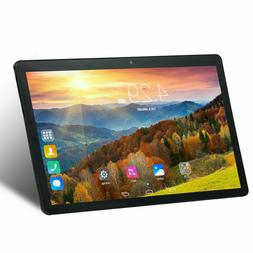 "10.1"" inch 8GB+256GB Tablet PC Computer Laptop Android 8.1 M"