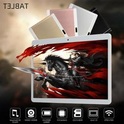 10.1in 8G RAM + 512G ROM 1080P WiFi Bluetooth Tablet Android