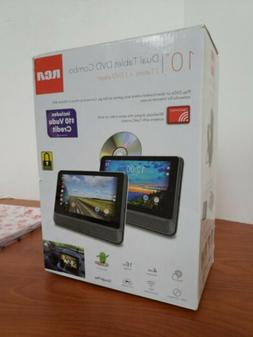 """RCA 10"""" Dual Tablet & DVD Combo Android this item needs acti"""