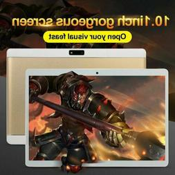 """10 Inch Phablet 10.1"""" Android 8.0 Tablet PC 64GB Ten Core Du"""