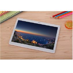10 Inch Tablet pc  4GB RAM 64GB ROM dual sim  GPS kids Table