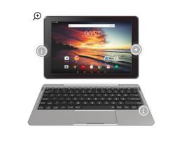 RCA 10 Viking Pro with WiFi 2-in-1 Touchscreen Tablet PC Fea