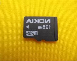 128MB/256MB Micro SD TF Flash Memory Card For Android Smartp