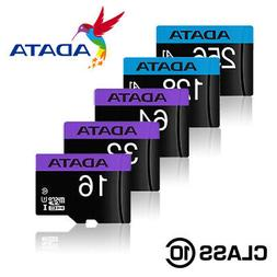 Micro SD Card 16GB 32GB 64GB 128GB 256GB TF Memory Class 10