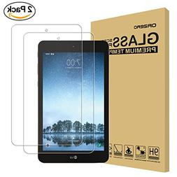 Orzero For LG G Pad F2 8.0 / LK 460  Tempered Glass Screen