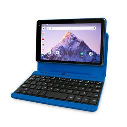"""2 in 1 Laptop Tablet PC 7"""" Small Android Touchscreen Keyboar"""