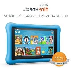 "All-New Fire HD 8 Kids Edition Tablet, 8"" HD Display, 32 GB,"