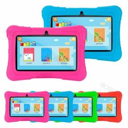 "2020 New Kids Tablet PC 7"" 16GB Android 8.1 HD WiFi Quad Cor"