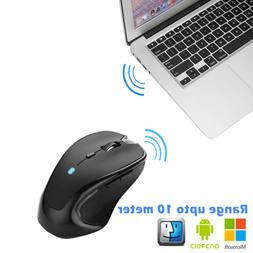 2020 Wireless Mouse Computer Optical Mice For PC Mac Android