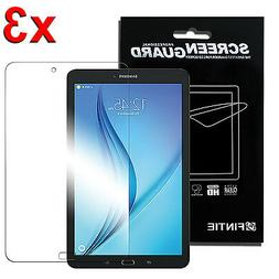 3-Pack HD Clear Screen Protector Film for Samsung Galaxy Tab