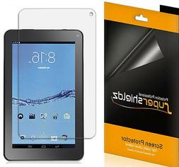 3X Supershieldz Clear Screen Protector for DigiLand 7 inch T