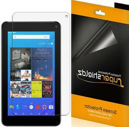 3X SuperShieldz Clear Screen Protector for Ematic 7 inch Tab