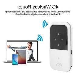 4G Wireless Router LTE WIFI Portable USB Charging Router for