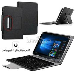 "US For 7"" 8"" 10"" 10.1"" Tablets Universal Folio Leather Case"