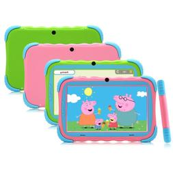 iRULU 7 inch Kids Android 7.1 Child Tablet PC 16GB HD IPS Sc