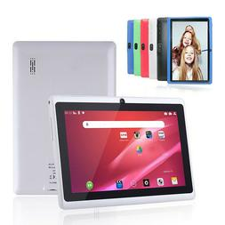 7 Inch Kids Android Tablet PC 8GB Quad Core Dual Camera Wifi