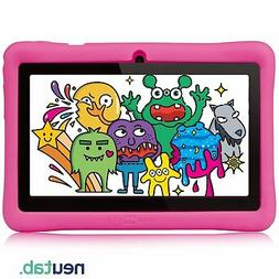 NeuTab 7 inch Kids Edition Quad Core Tablet, 7'' HD IPS Wide