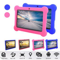 7 Inch Kids Tablet Android 16G Dual Camera WiFi Education Ga