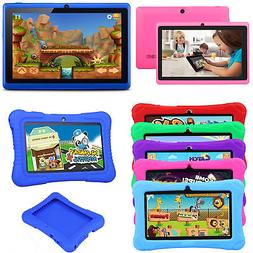 "7"" Kids Tablet PC Google Android Quad Core 16GB WIFI HD Dual"
