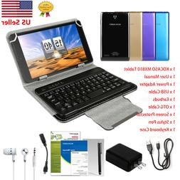 "7''9"" Android Tablet PC Quad Core 8GB Dual Camera Wi-Fi Kids"