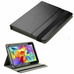 "9"" 10"" Inch Folio PU Leather Case Cover Stand For Universal"