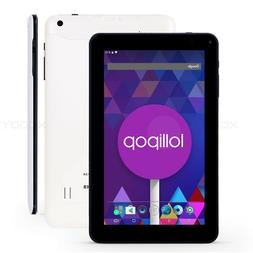 """9"""" inch HD Android 6.0 Quad Core Tablet PC 16GB 1GB RAM Dual"""
