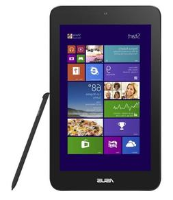 "ASUS VivoTab Note M80TA-C1-BK 8"" Tablet with Integrated Prof"