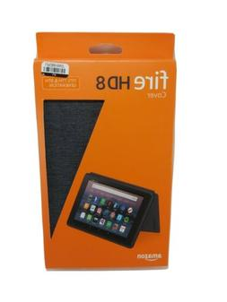 All-New Amazon Fire HD 8 Tablet Case  Charcoal NEW