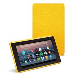 Amazon Fire 7 Tablet Case , Canary Yellow