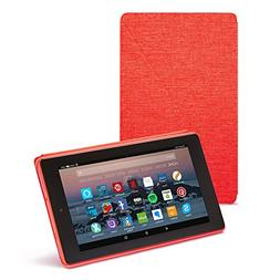 Amazon Fire 7 Tablet Case , Punch Red