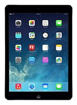 Apple - Ipad Air With Wi-fi - 16gb - Space Gray/black