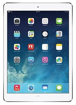 Apple iPad Air 16GB Silver Retina Display Wi-Fi +4G AT&T Tab