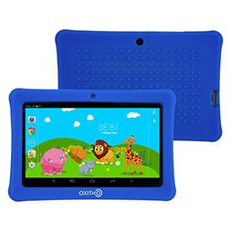 "Contixo Kids Safe 7"" Quad-Core Tablet 8GB, Bluetooth, Wi-Fi,"