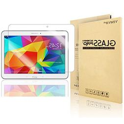 Galaxy Tab 4 10.1 Glass Screen Protector,VIMVIP Samsung Gala