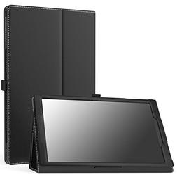 MoKo Case for Fire HD 10 Tablet  - Slim Folding Cover with A