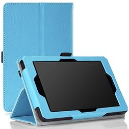 MoKo Case for Fire HD 6 - Slim Folding Cover for Amazon Kind
