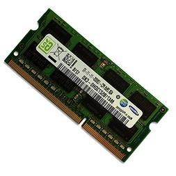 Samsung 4GB DDR3 PC3-12800 1600MHz 204-Pin SODIMM Laptop Mem