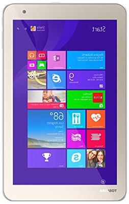 Toshiba Toshiba Encore-2 Tablet, INTEL:Z3735F, 1.33 GHz, 64