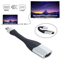 Type C USB-C to 4K HDMI Adapter Cable For Samsung Galaxy S8/