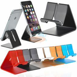 Universal Aluminum Desktop Desk Stand Holder Mount For Cell