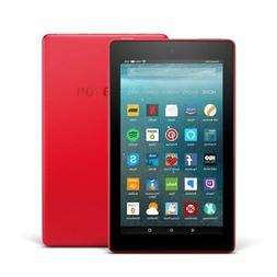 """All-New Amazon Fire 7 Tablet with Alexa, 7"""" Display, 8 GB, Y"""