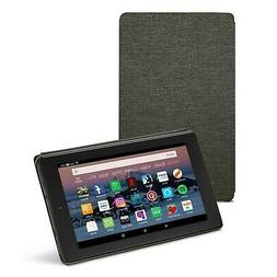 All-New Amazon Fire HD 8 Tablet Case , Charcoal Bl