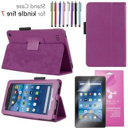 """For Amazon Fire 7 2019 9th Gen 7"""" Tablet Case Protective Cov"""