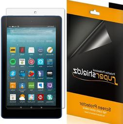 3X HD Clear Screen Protector for Amazon Fire HD 8 Tablet