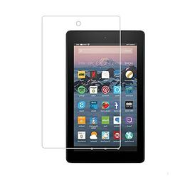 """(2 pack Amazon New Fire Tablet 7"""" 7 Inch Screen Protector,"""