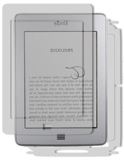 Amazon Kindle Touch 3G Screen Protector + Full Body, Skinomi