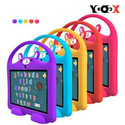 "XGODY Android 8.1 7"" HD 16GB Kids Tablet PC Dual Camera Quad"